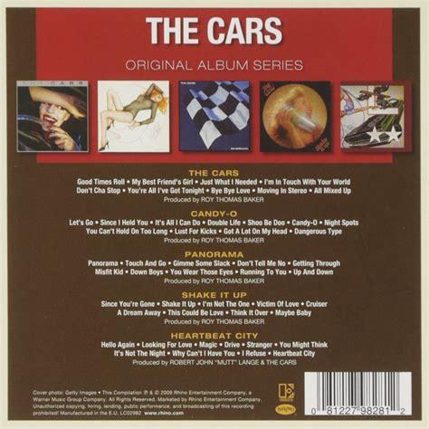 format cd original cars original album series cd opus3a