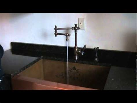 Youtube Replace Kitchen Faucet Replacing A Kitchen Faucet Consider A Waterstone Towson