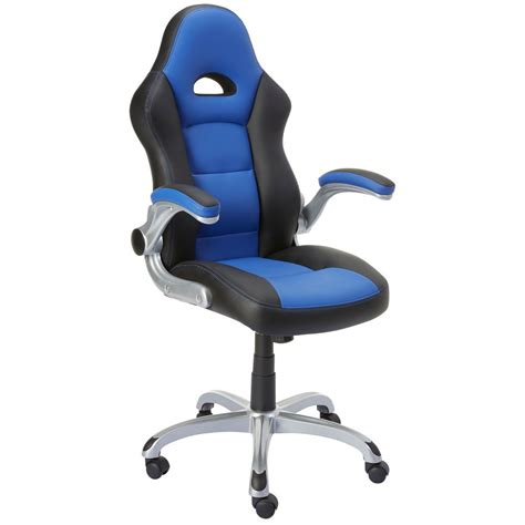 office chairs at staples staples foroni task chair black blue staples 174
