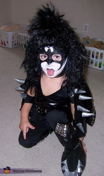 kiss band member costume diy costumes