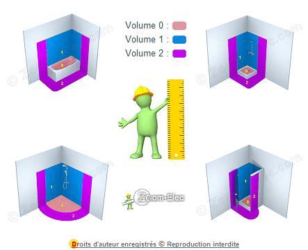 Norme Electrique Salle De Bain 4970 by Norme 233 Lectrique Et Volumes De Salle De Bain Salle D Eau 2018