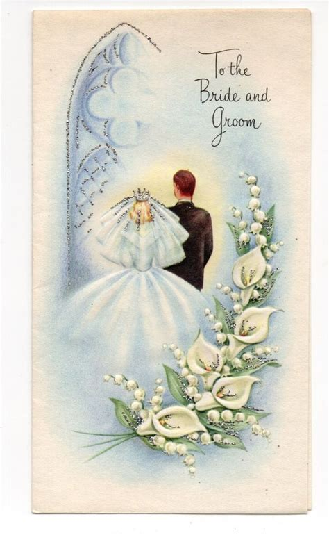Wedding Wishes Postcards by 1330 Best Vintage Greeting Cards Gift Wrap Images On