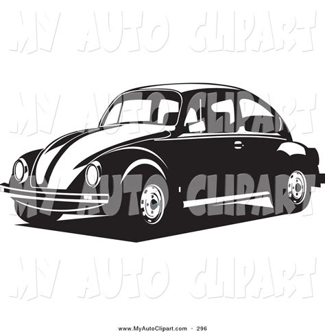 volkswagen car white vw bug clipart black and white www imgkid com the
