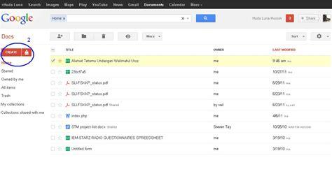 create form google docs tutorial create form alamat tetamu menggunakan google docs still