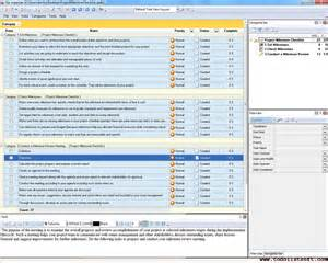 project milestones template project management templates
