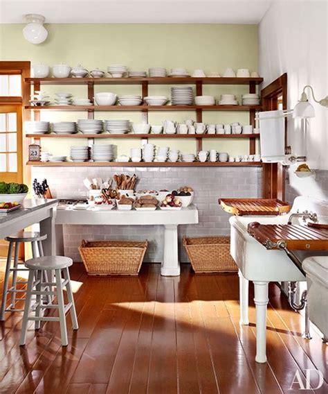 Martha Stewart Kitchen Table Martha Stewart Maine Estate Architectural Digest