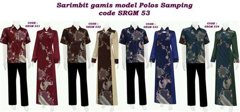 Sarimbit Dress A 53 sarimbit gamis koleksi batik modern