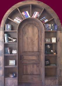 Door Bookshelves Arched Bookshelf A Door By Barlow S Creative Doors