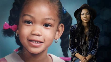chanel iman mother and father chanel iman before i was a supermodel video 2010 youtube