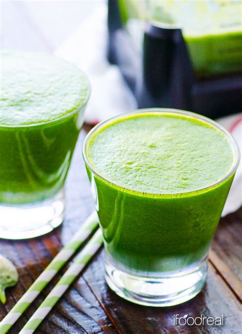 Healthy Green Detox Smoothie by Green Detox Smoothie Recipe Green Smoothie Recipes