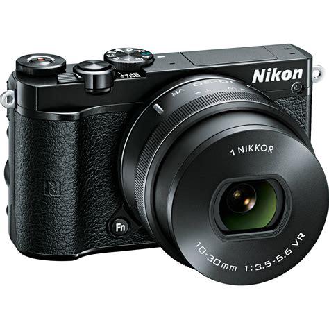 Kamera Nikon 1 J5 Kit 10 30 nikon 1 j5 kit vr 10 30mm f 3 5 5 6 pd zoom 苣en
