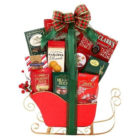 holiday gift basket ideas