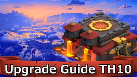 clash of clans upgrade order and priority guide th10 upgrade priority list what to upgrade at th10