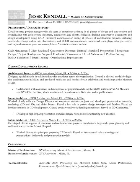 architecture resume objective microstrategy architect cover letter social media analyst