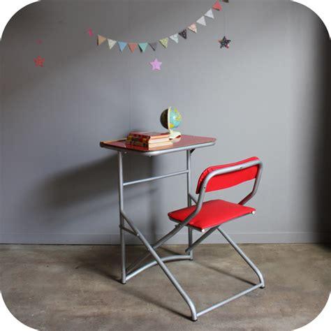 bureau enfant pliant bureau vintage enfant pliant c316 atelier du petit parc