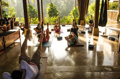 Bali Detox Retreat Cheap by Yogalates Bliss In Dubai Yogalates Sessions In