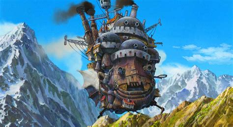 the of howl s moving castle the of howl no ugoku shiro howl s moving
