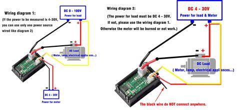 dsn vc288 meter wiring diagrams repair wiring scheme