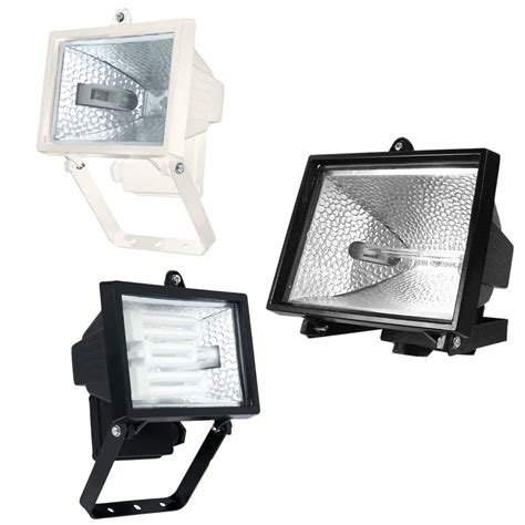 Patio Flood Lights 150w 500w Waterproof Outdoor Garden Halogen Floodlights Security Flood Light R7s Ebay