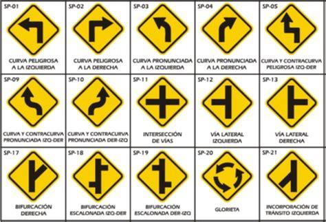 imagenes señales informativas de transito todo sobre las se 241 ales de tr 225 nsito pruebaderuta com