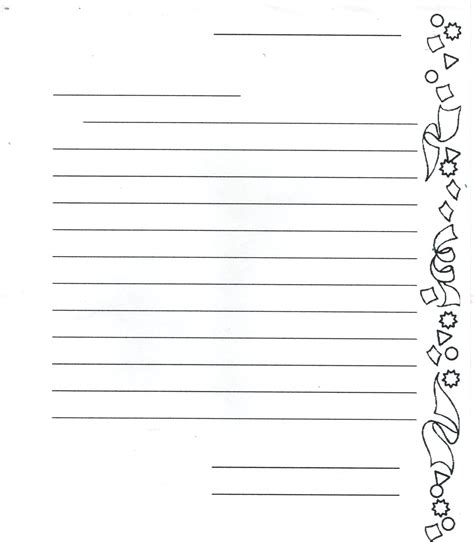 printable lined paper pale blue wide black lines