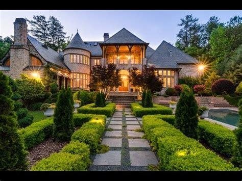 beautiful 4 million dollar manor in atlanta 4250
