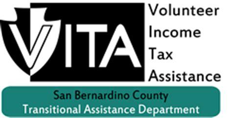 Welfare Office San Bernardino by Sb County Provides Free Tax Services Victor Valley News
