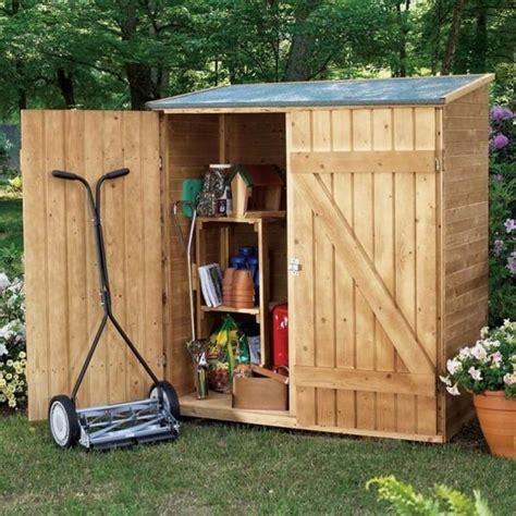 armadietti da giardino armadi in legno da giardino armadi giardino armadi da
