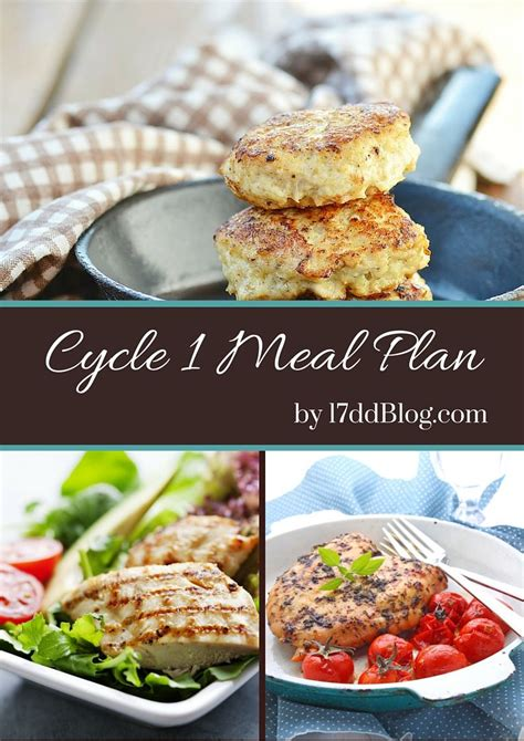 Chicken And Fish Detox Diet by The 17 Day Diet Cycle 1 Food List Contains The