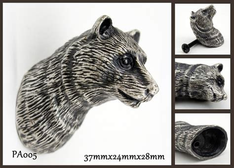 Animal Dresser Knobs by Pewter Dresser Knobs Cabinet Pull Handles Animal By