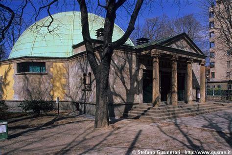 Credenza Pics Il Civico Planetario Di Milano