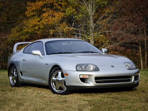 1997 Toyota Supra Turbo 1997 Toyota Supra Turbo Sport Roof Us Spec Jza80 F