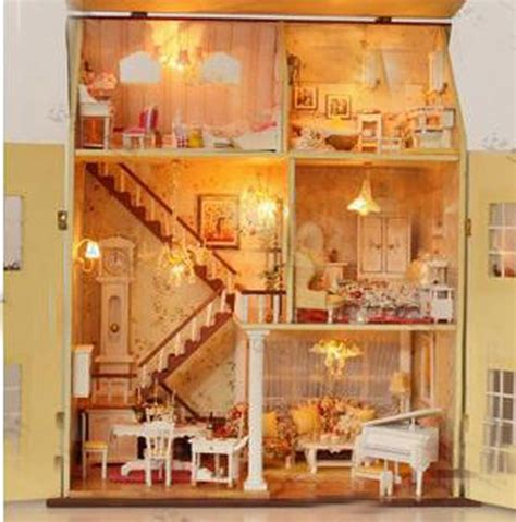 finished doll houses 17 best images about miniature dollhouses on pinterest queen anne furniture and