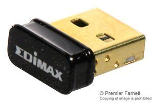 Edimax Ew 7811un 150mbps Wireless Ieee80211bgn Nano Usb Adapter ew 7811un edimax wifi usb adapter raspberry pi