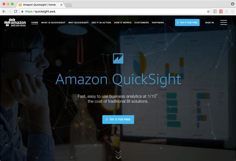 amazon quicksight 新サービス amazon quicksightがついにga 一般利用可能 となりました developers io