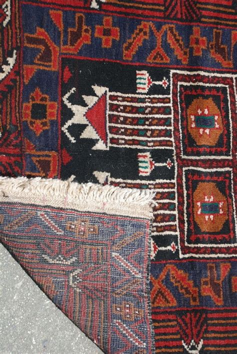 Handmade Woolen - handmade wool rug 3