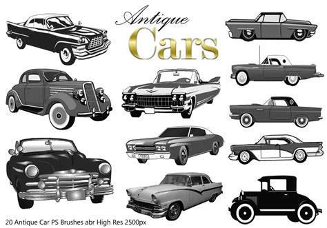 Ps Auto by Antique Cars Ps Brushes Abr Free Photoshop Brushes At