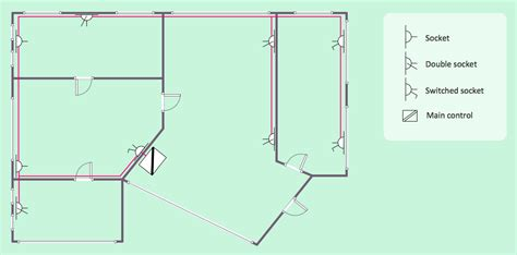 basic electrical house plans house plans
