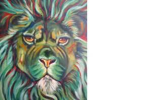 arts drawing photos acrylic painting wildlife tutorial the sherpa
