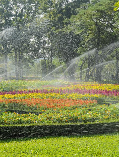 flower bed sprinklers irrigation port kennedy coast to coast irrigation