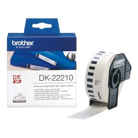 Dk Series Dk Continuous Length Dk 22210 dk 22210 genuine supplies