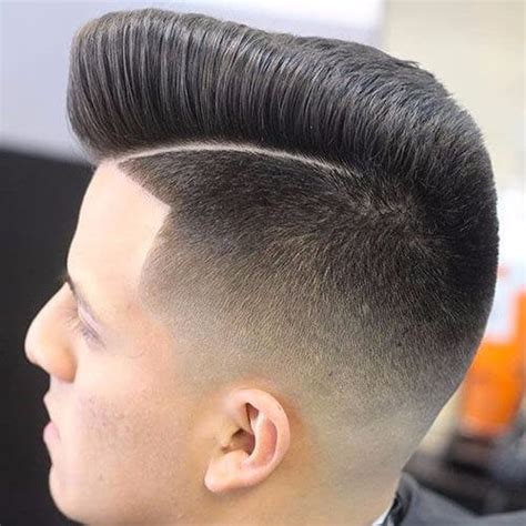 fade hairstyle that is long on one side for boys 55 awesome mid fade haircut ideas menhairstylist com