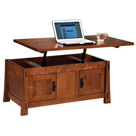 Open Top Coffee Table Modesto Open Lift Top Coffee Table Amish Coffee Tables Amish Furniture Shipshewana