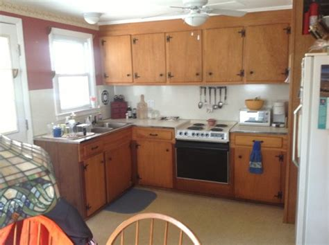 Houzz White Kitchen Cabinets need input on inexpensive remodel of living room kitchen