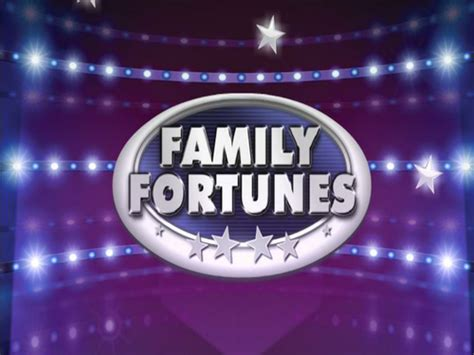Family Fortunes Powerpoint Functional Skills Family Fortunes By Stevenoyce1