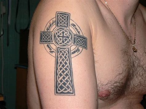 iron cross tattoo images celtic iron cross black ink tattooimages biz