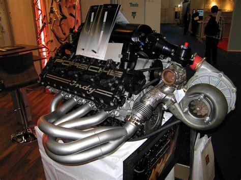 Motor Porsche by File Porsche Indy Engine Jpg