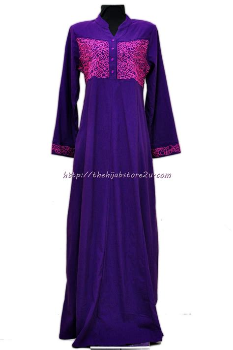 Baju Muslimah jubah muslimah thehijabstore2u tudung