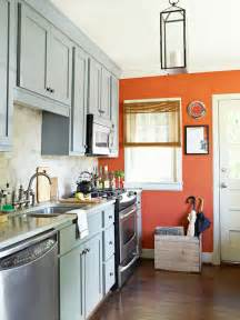 colored kitchen cabinets fresh unique kitchen ideas the inspired room