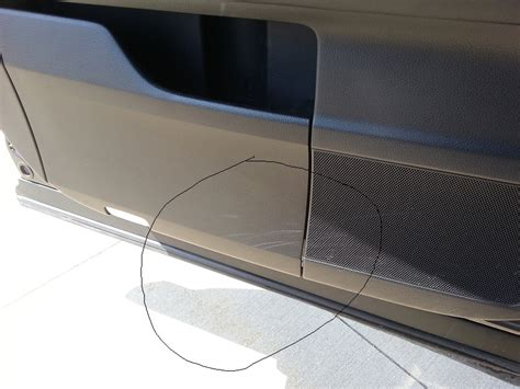 How To Get Scuff Marks Car Door by How Do I Remove Shoe Scuff Marks From Door Floor On Rx350